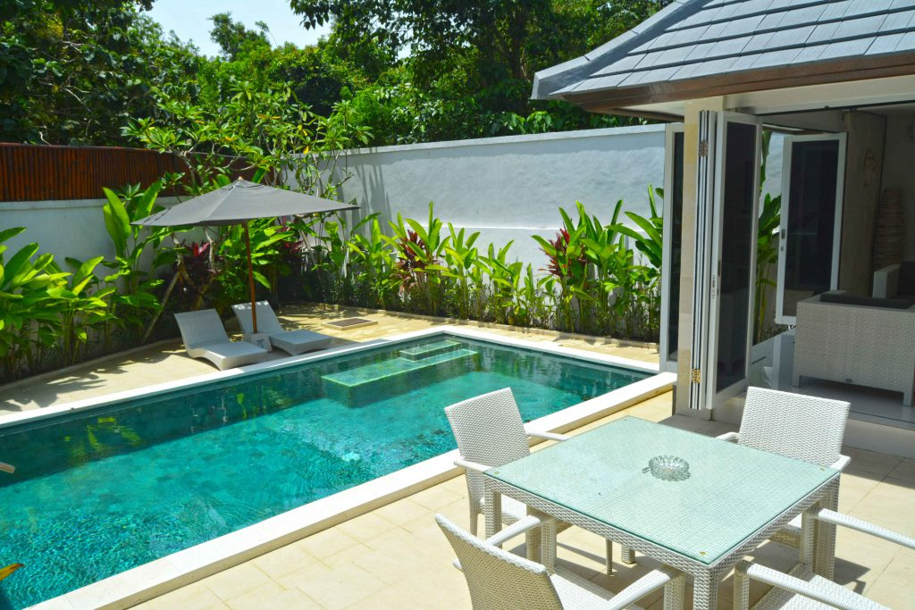 VILLA 1 BEDROOM WITH SWIMING POOL