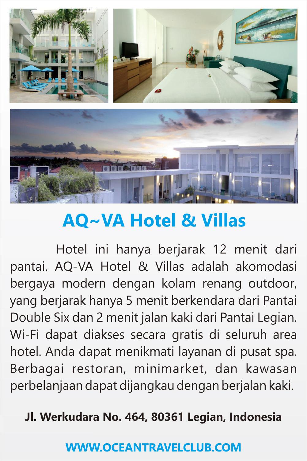 AQ~VA Hotel & Villas